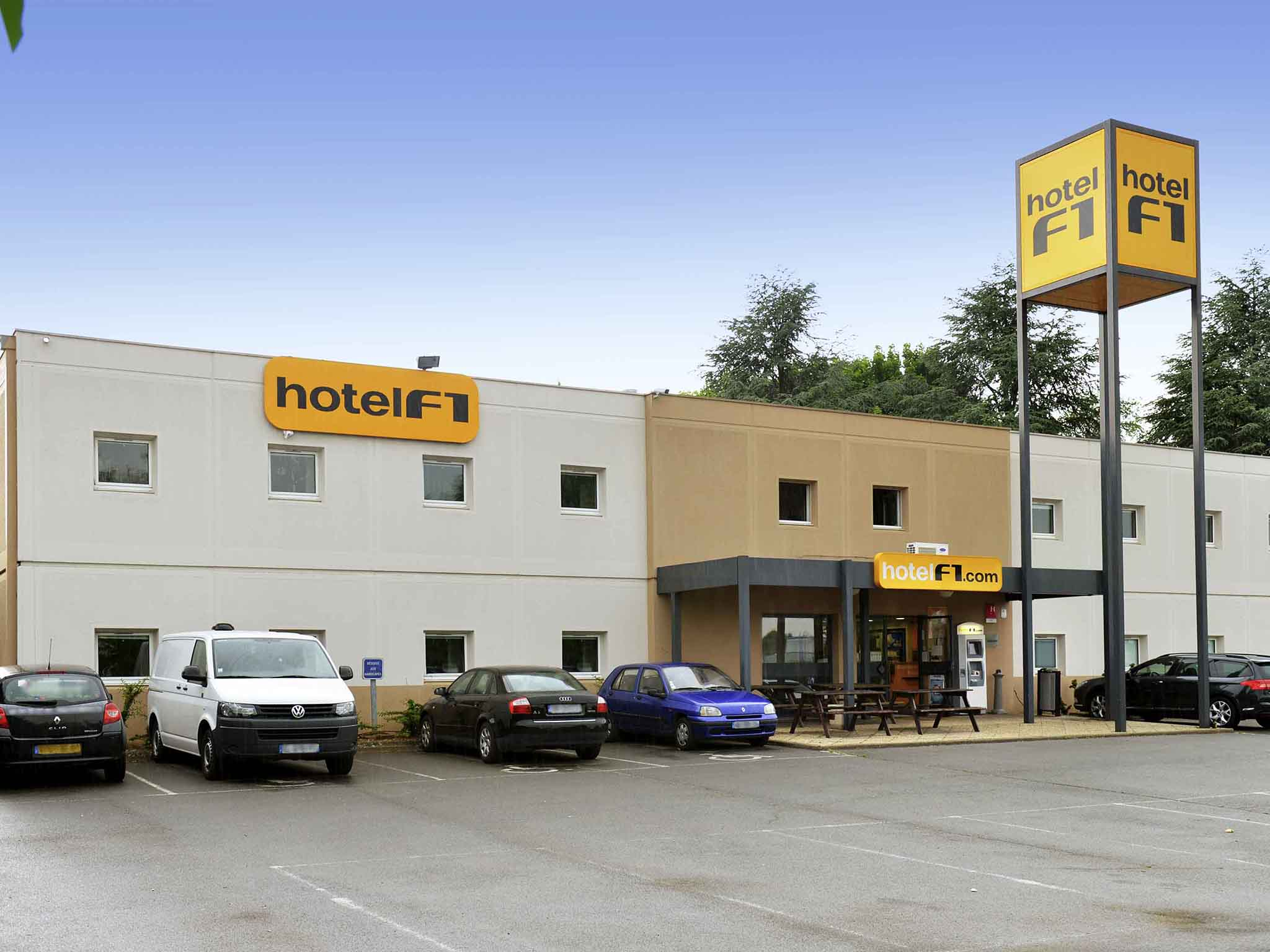 โรงแรม – hotelF1 Blois Nord