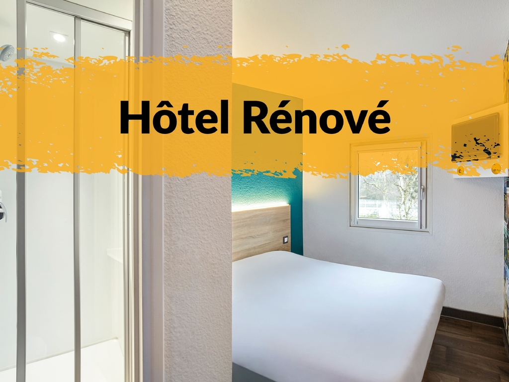 hotelF1 Perpignan Sud (renovated)