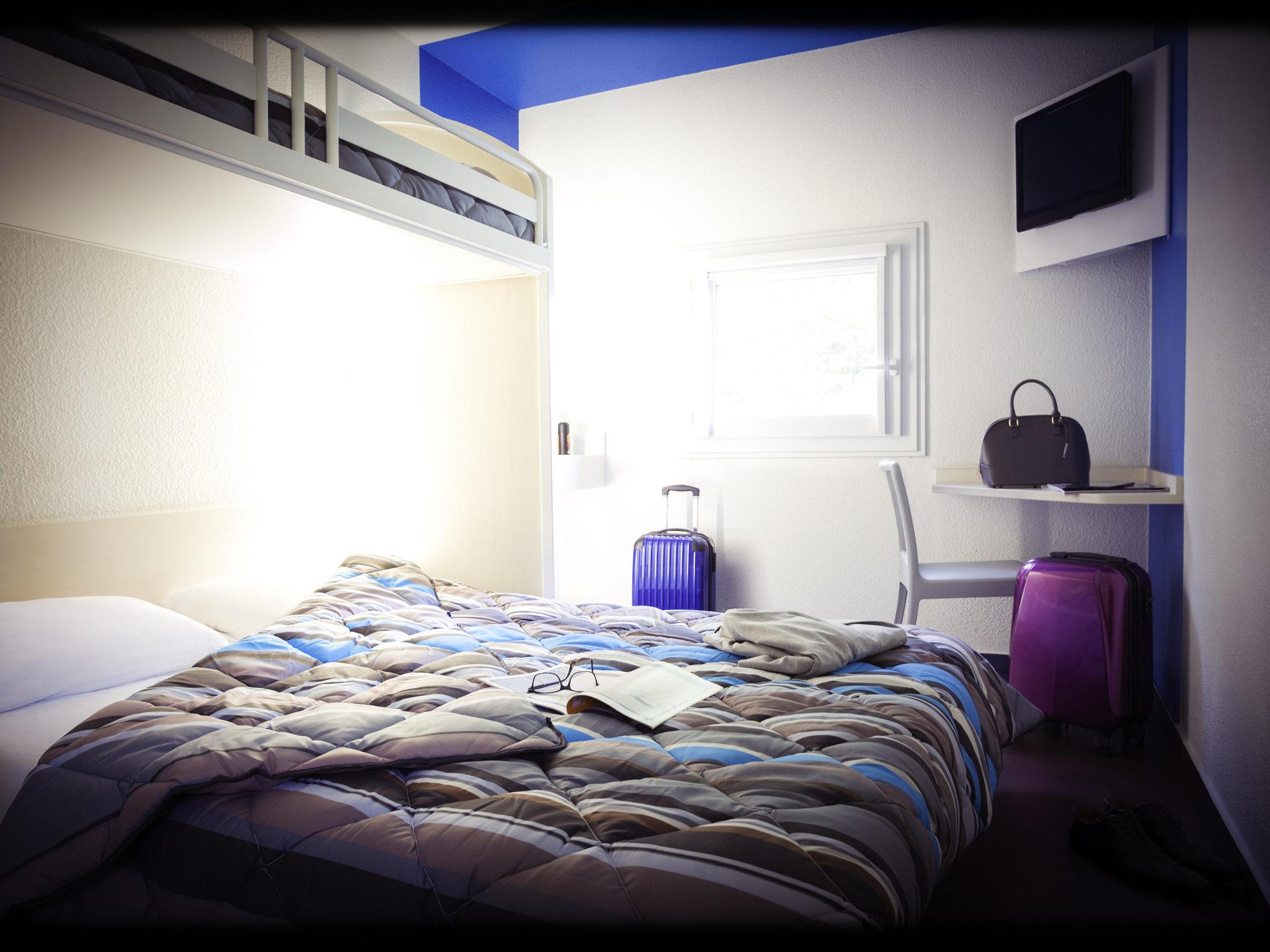 Отель — hotelF1 Dunkerque Grande-Synthe