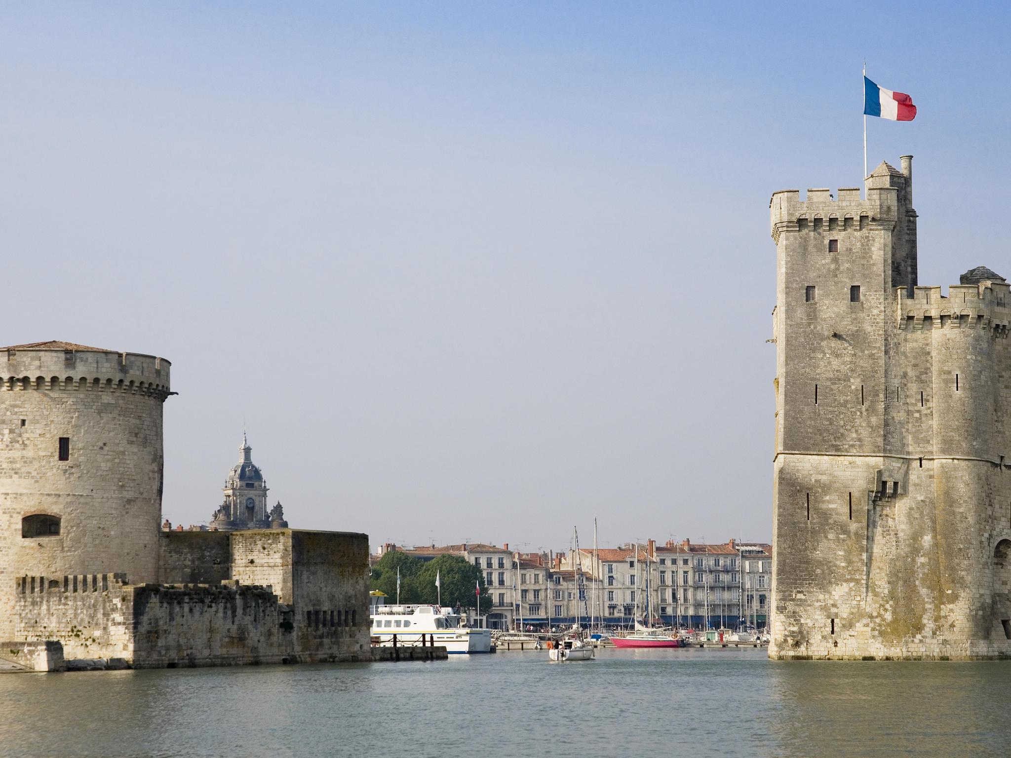 Hotel Ibis Budget La Rochelle Centre La Rochelle France