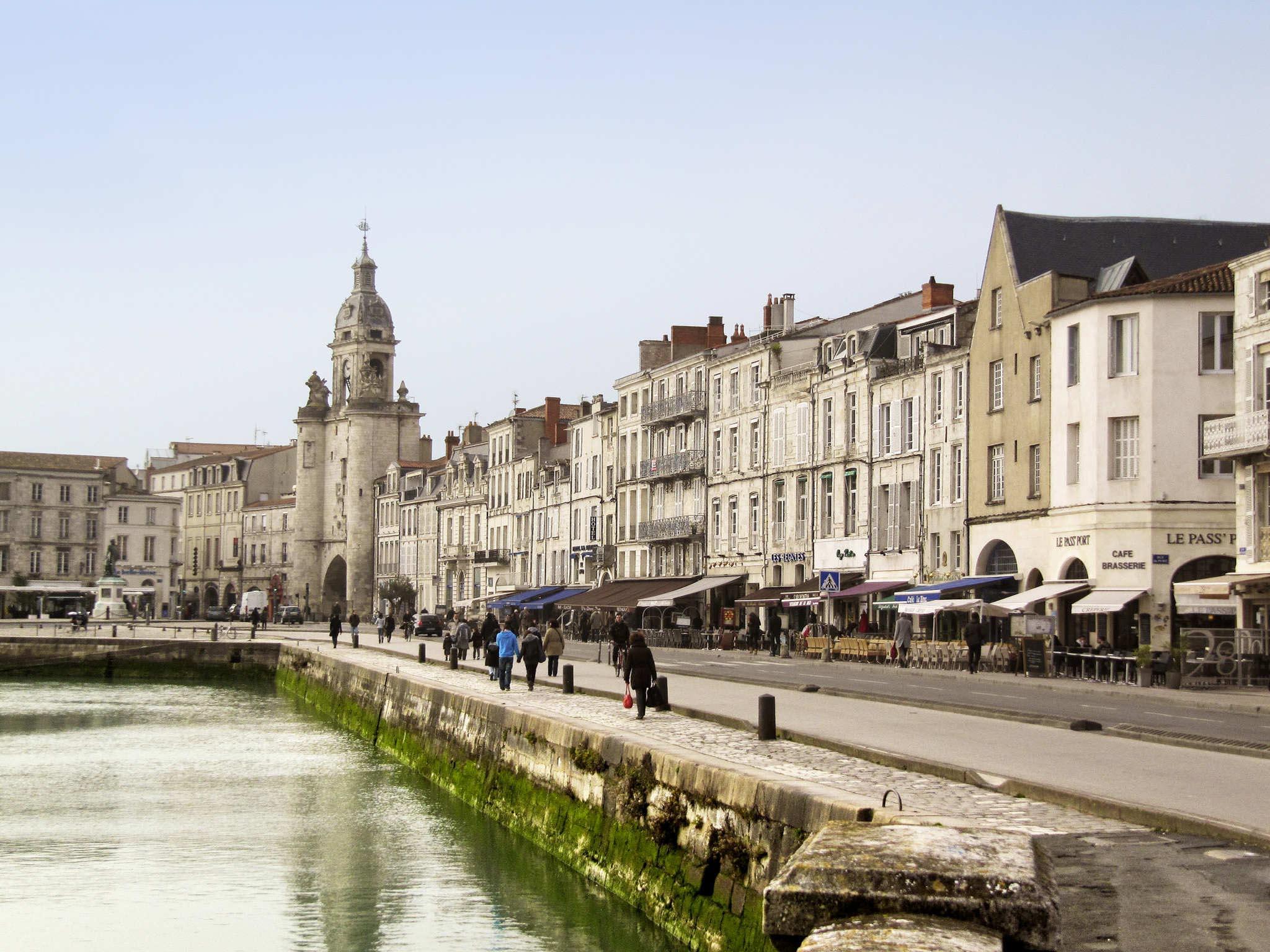 Hotel in LA ROCHELLE ibis bud La Rochelle Centre