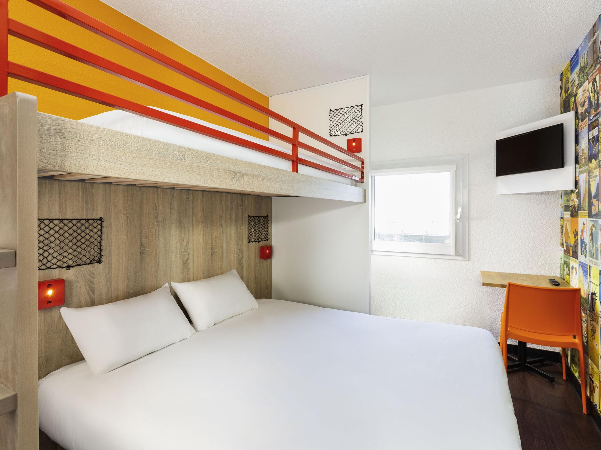 Отель — hotelF1 Fréjus Roquebrune-sur-Argens