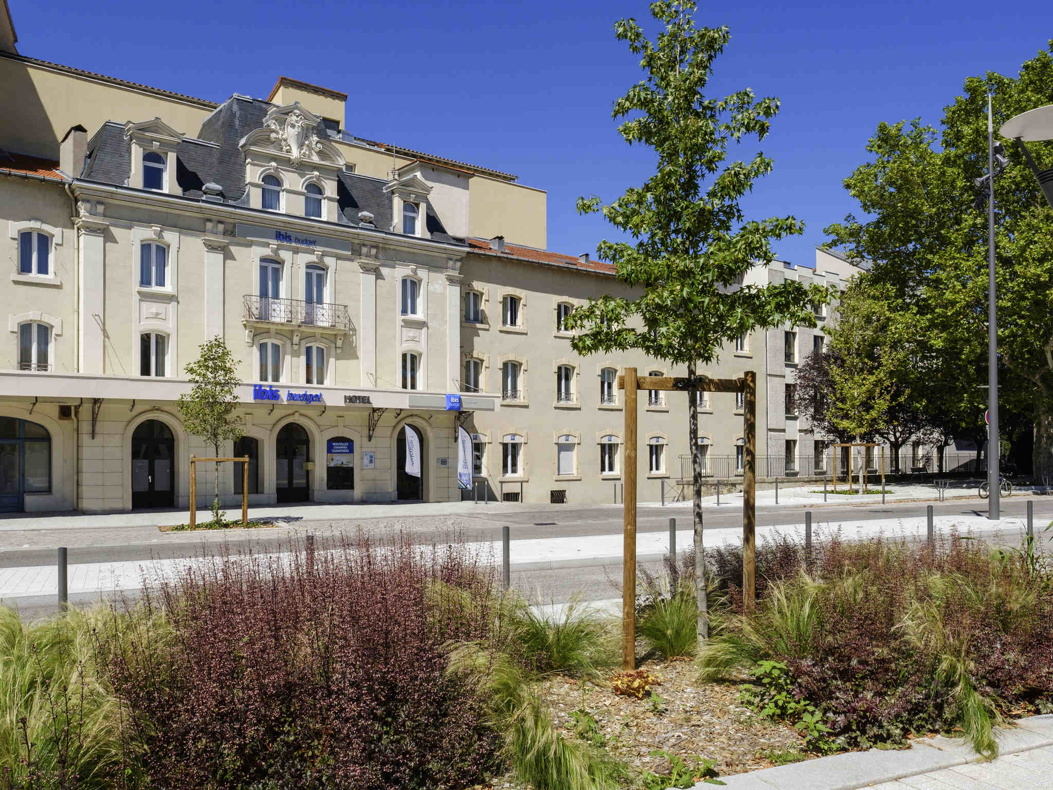 โรงแรม – ibis budget Le Puy-en-Velay