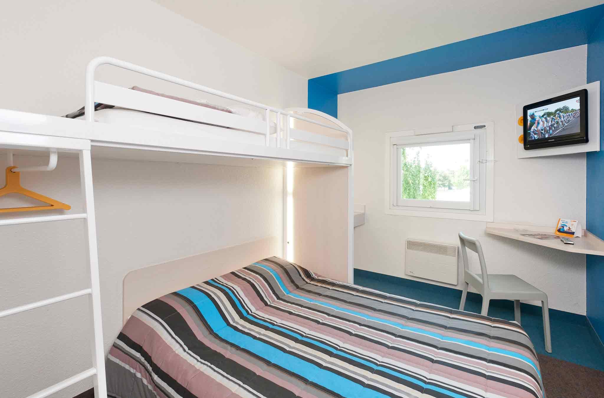 โรงแรม – hotelF1 Vitry N7