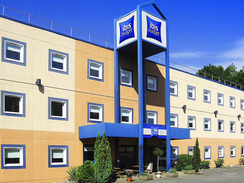 Hotel in mulhouse ibis budget mulhouse dornach for Hotels ibis france