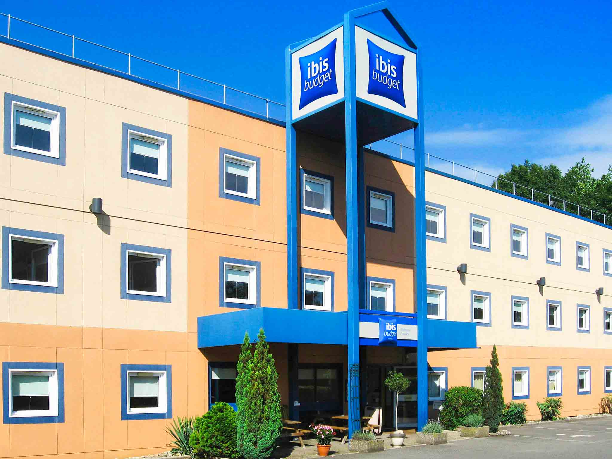 Отель — ibis budget Мюлуз Дорнак