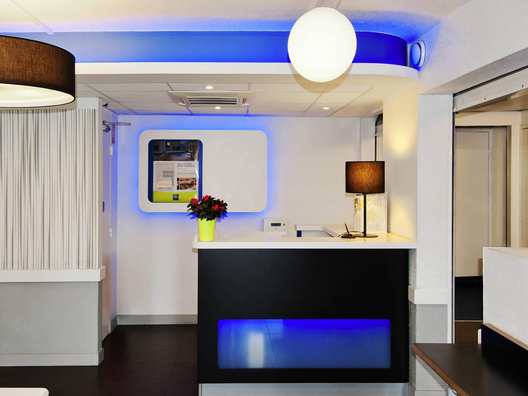 酒店 – ibis budget Viry-Châtillon A6
