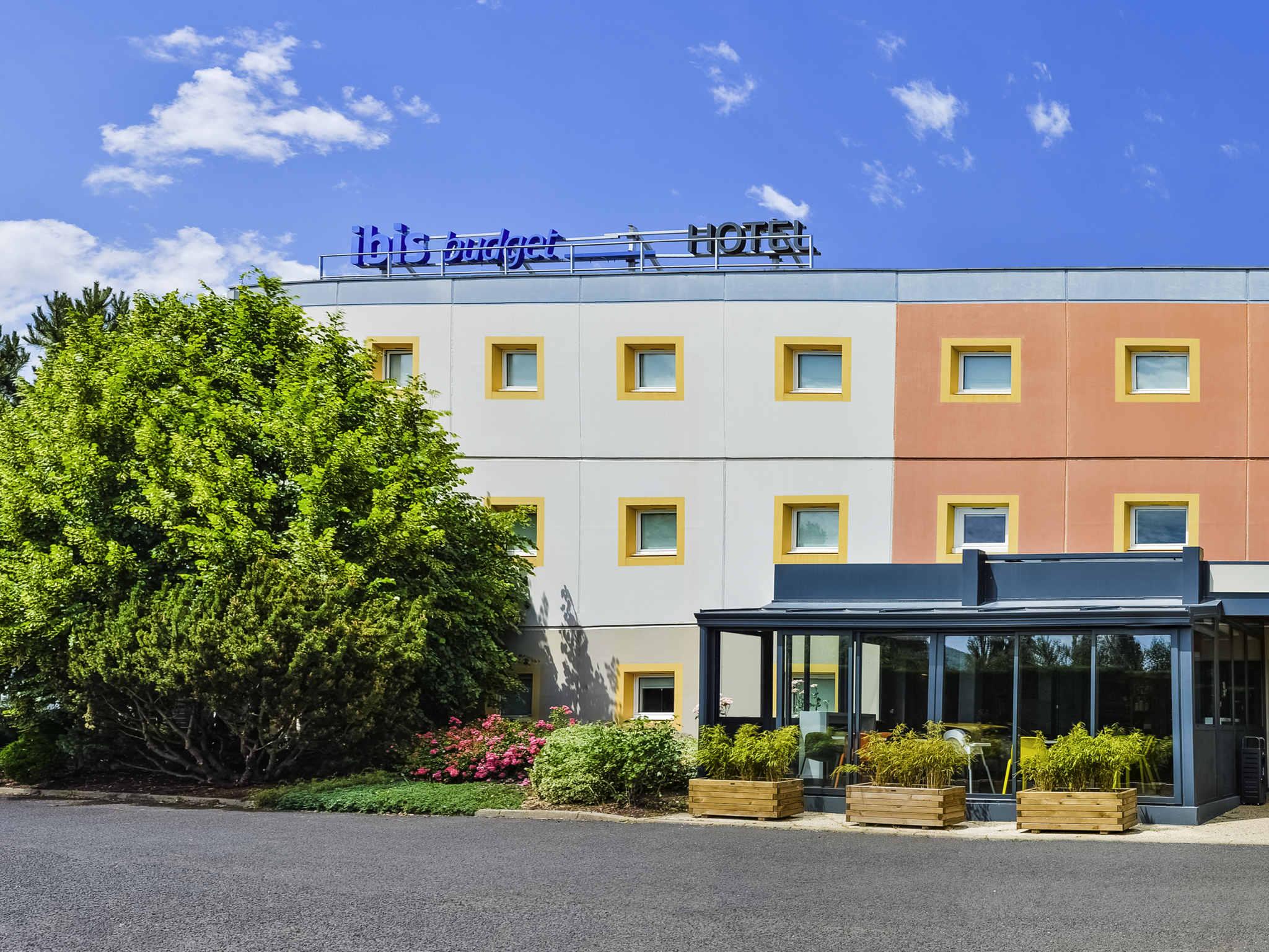 Отель — ibis budget Clermont-Ferrand Sud
