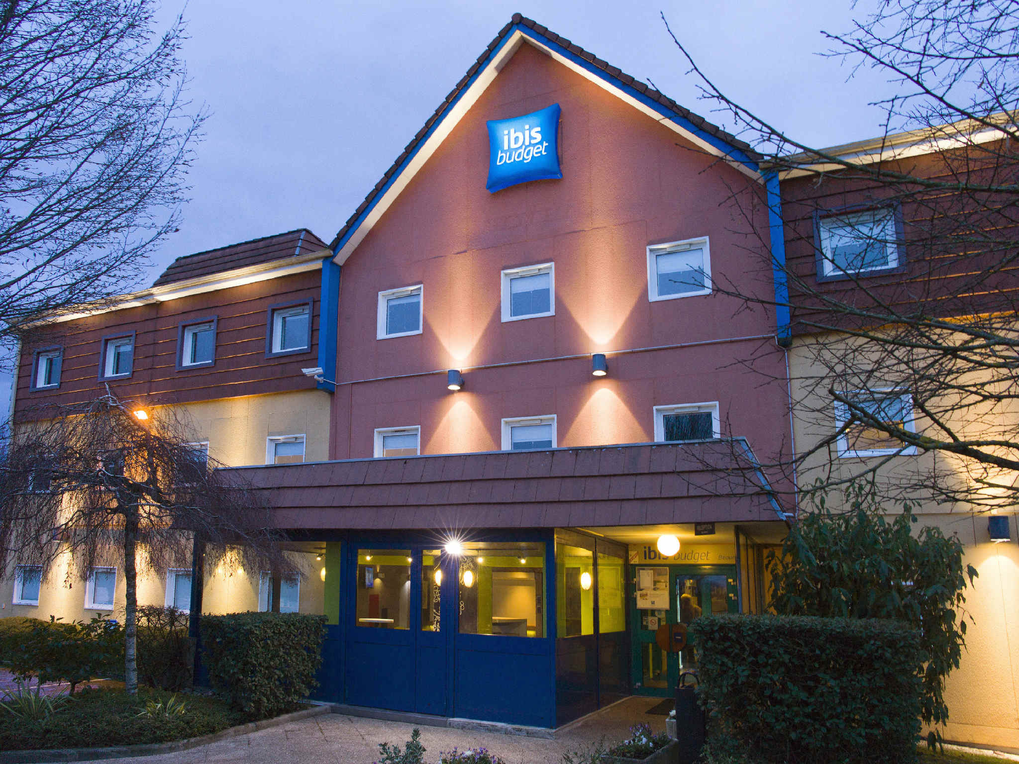 Hotel – ibis budget Beaune