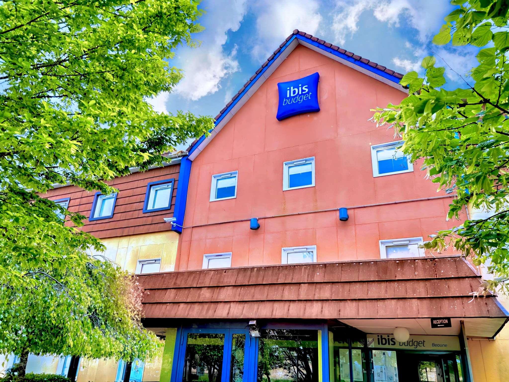 Hotell – ibis budget Beaune