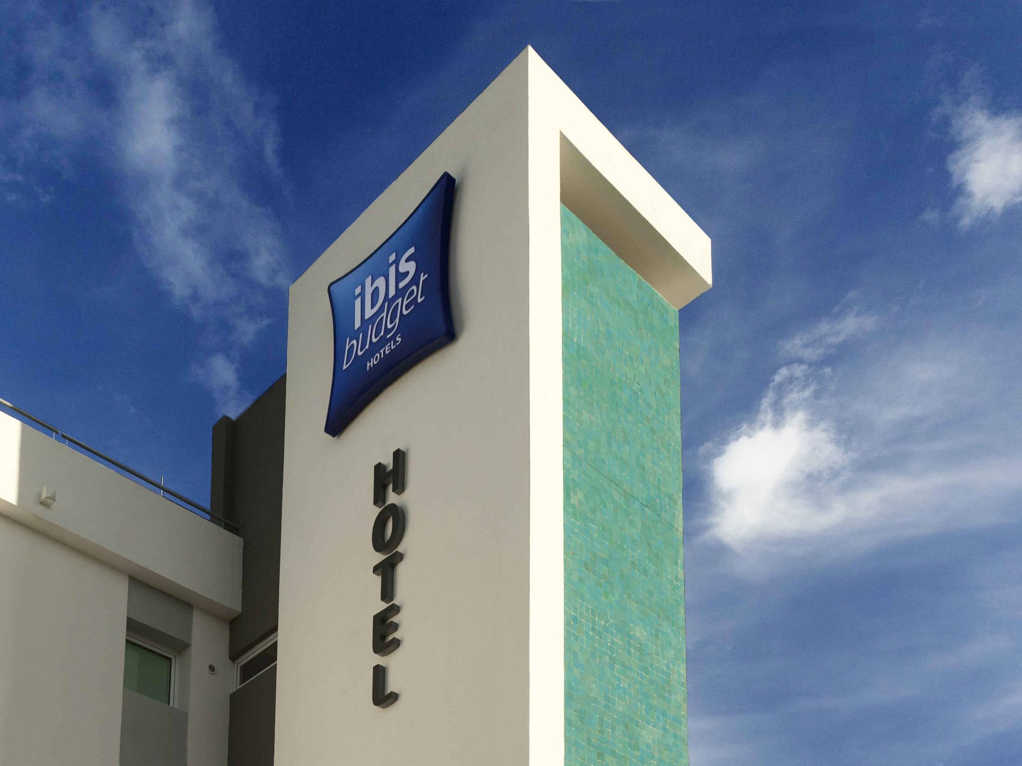 Отель — ibis budget Besançon Ouest