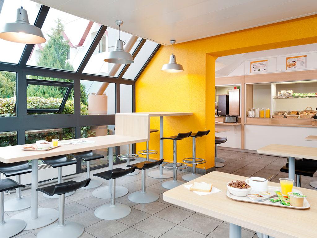 hotelF1 Rennes Nord Montgermont