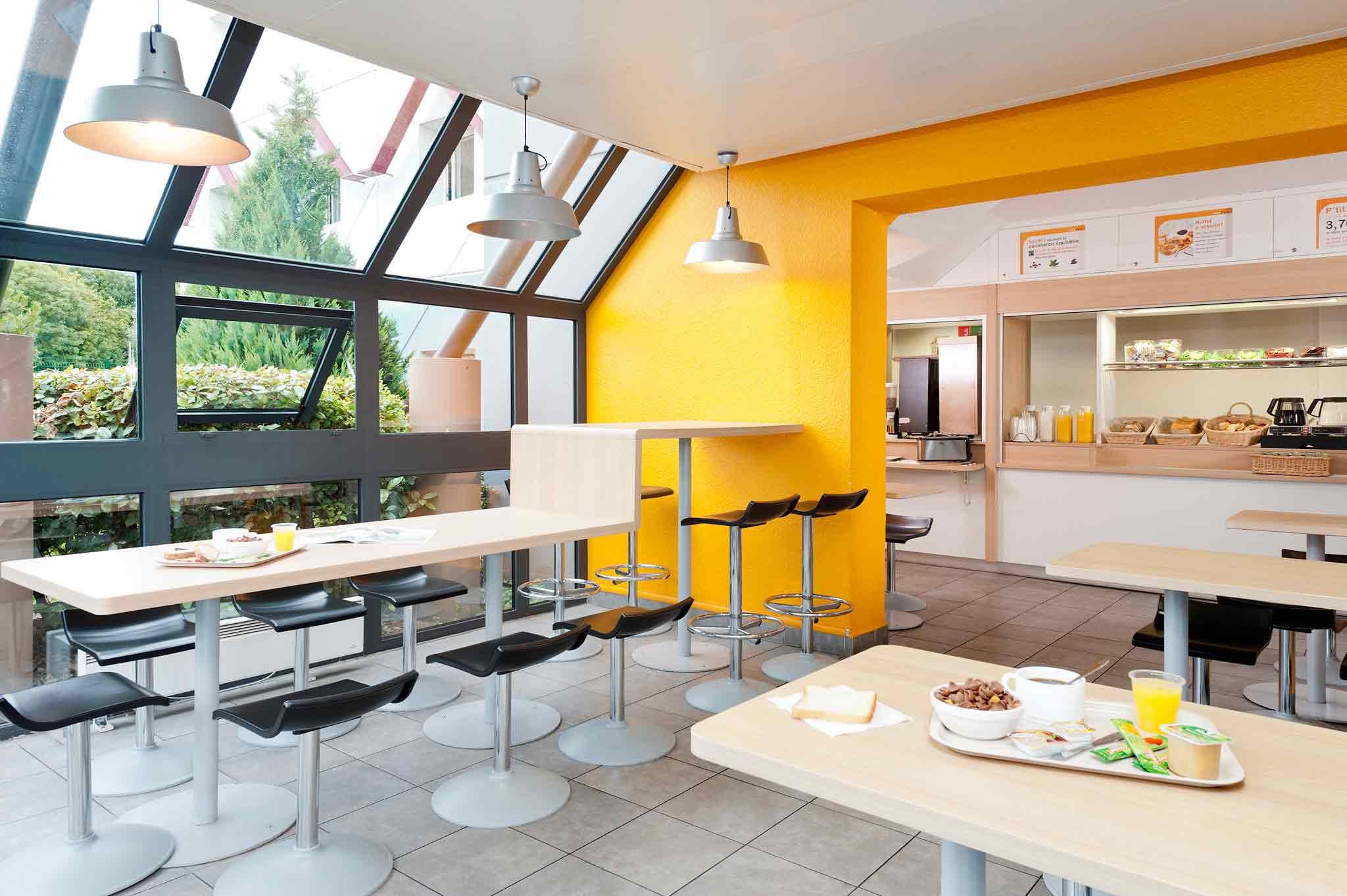 โรงแรม – hotelF1 Rennes Nord Montgermont