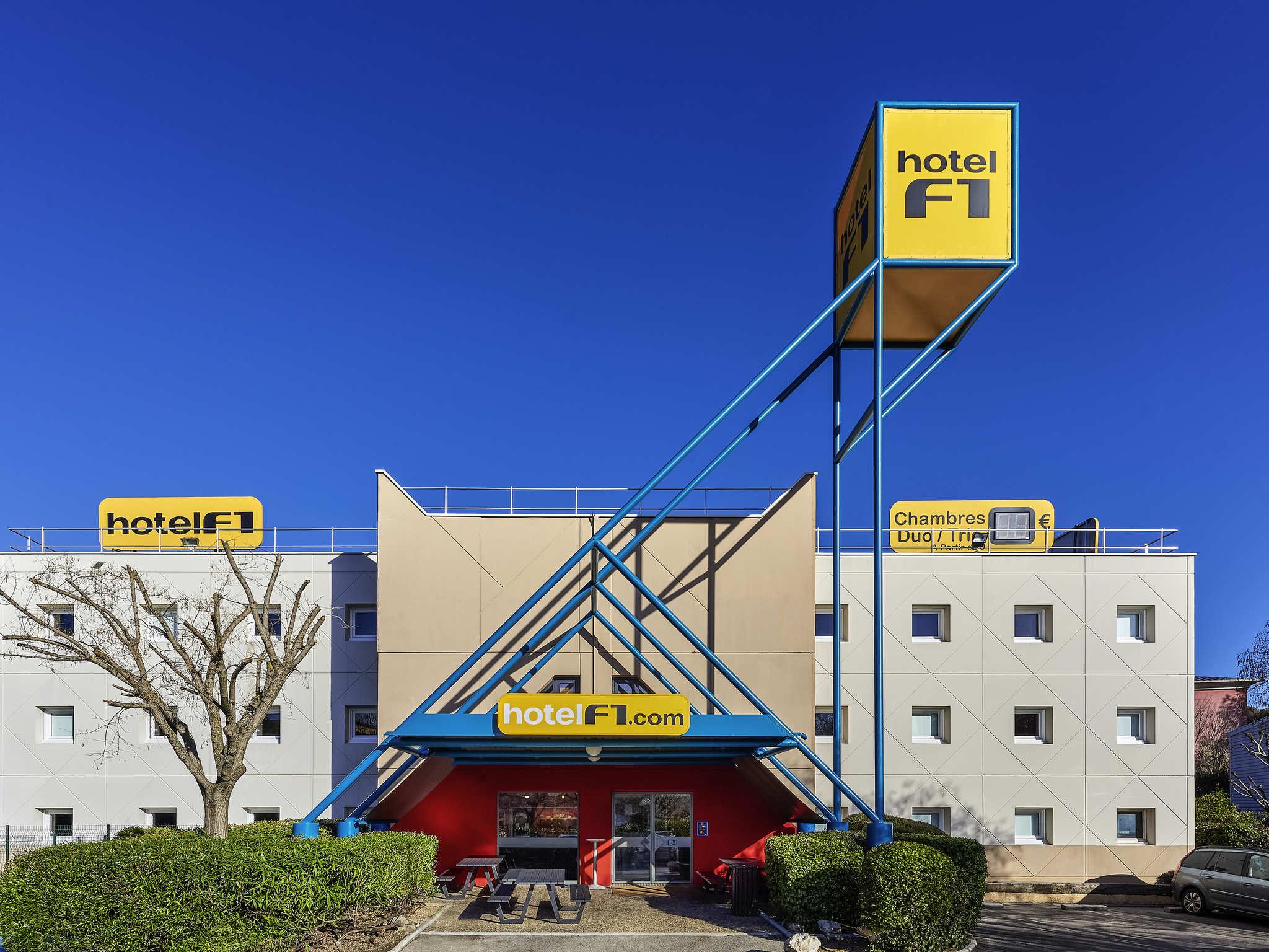 โรงแรม – hotelF1 Bollène