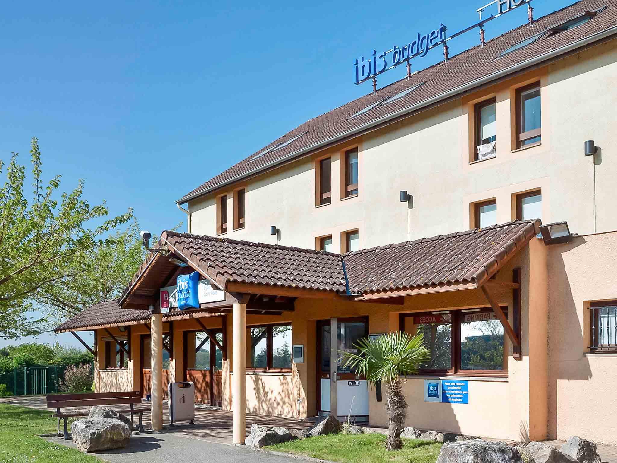 ホテル – ibis budget Lyon Sud Saint Fons A7