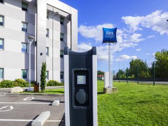 Hotel pas cher saint fons ibis budget lyon sud saint fons a7 for Hotel petit budget