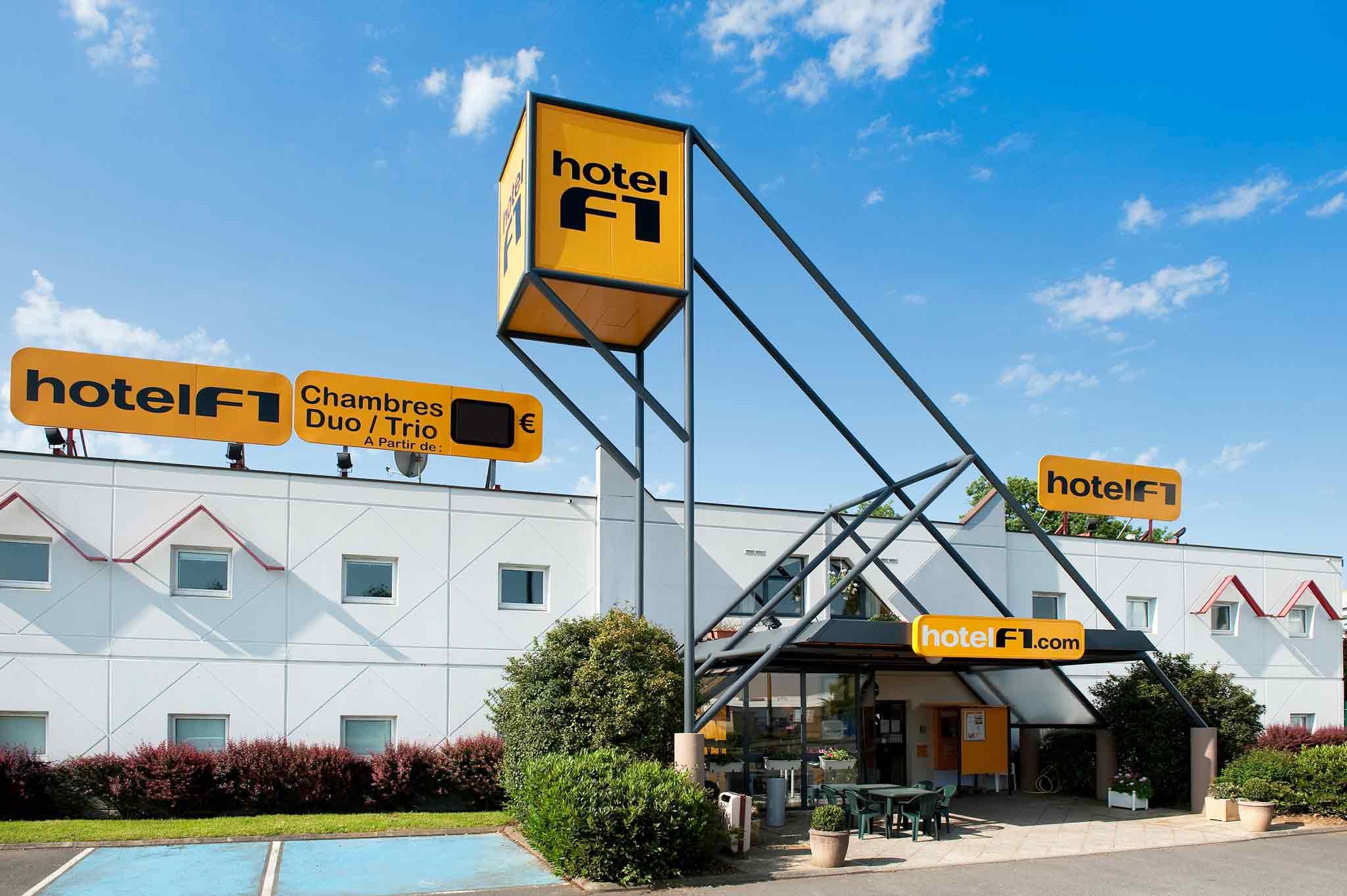 호텔 – hotelF1 Brie-Comte-Robert