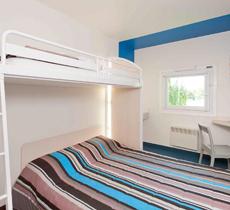 H tel pas cher hotelf1 paris porte de montmartre hotel paris for Hotel formule 1 porte montmartre