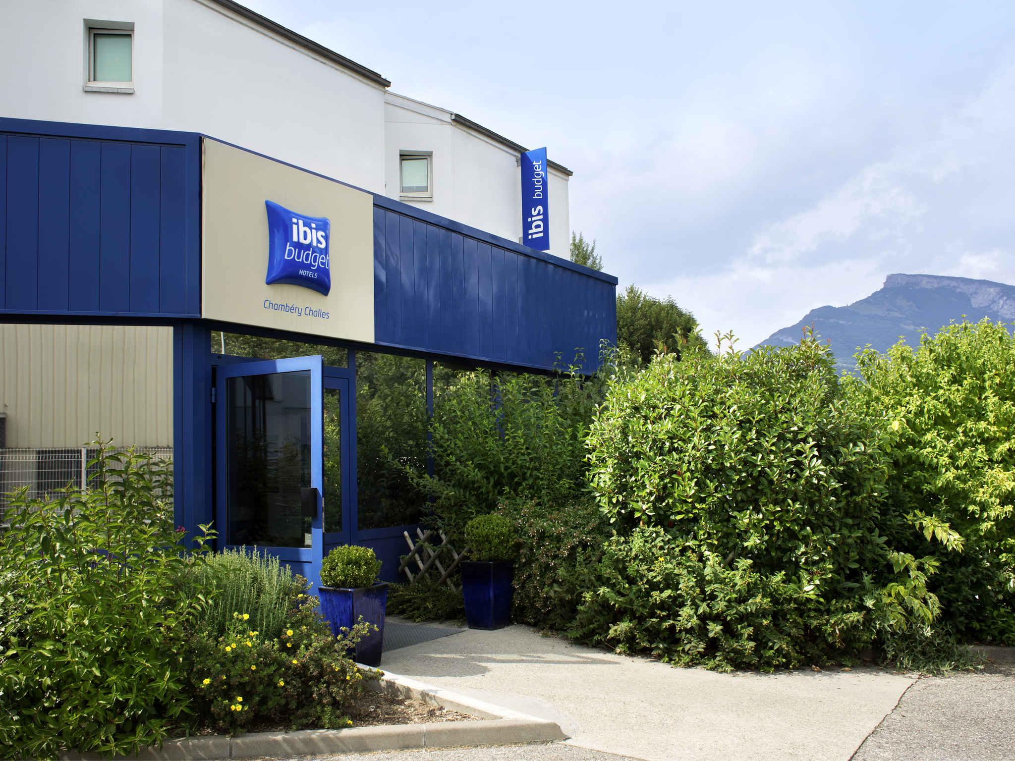 Hôtel - ibis budget Chambéry Sud Challes-les-Eaux