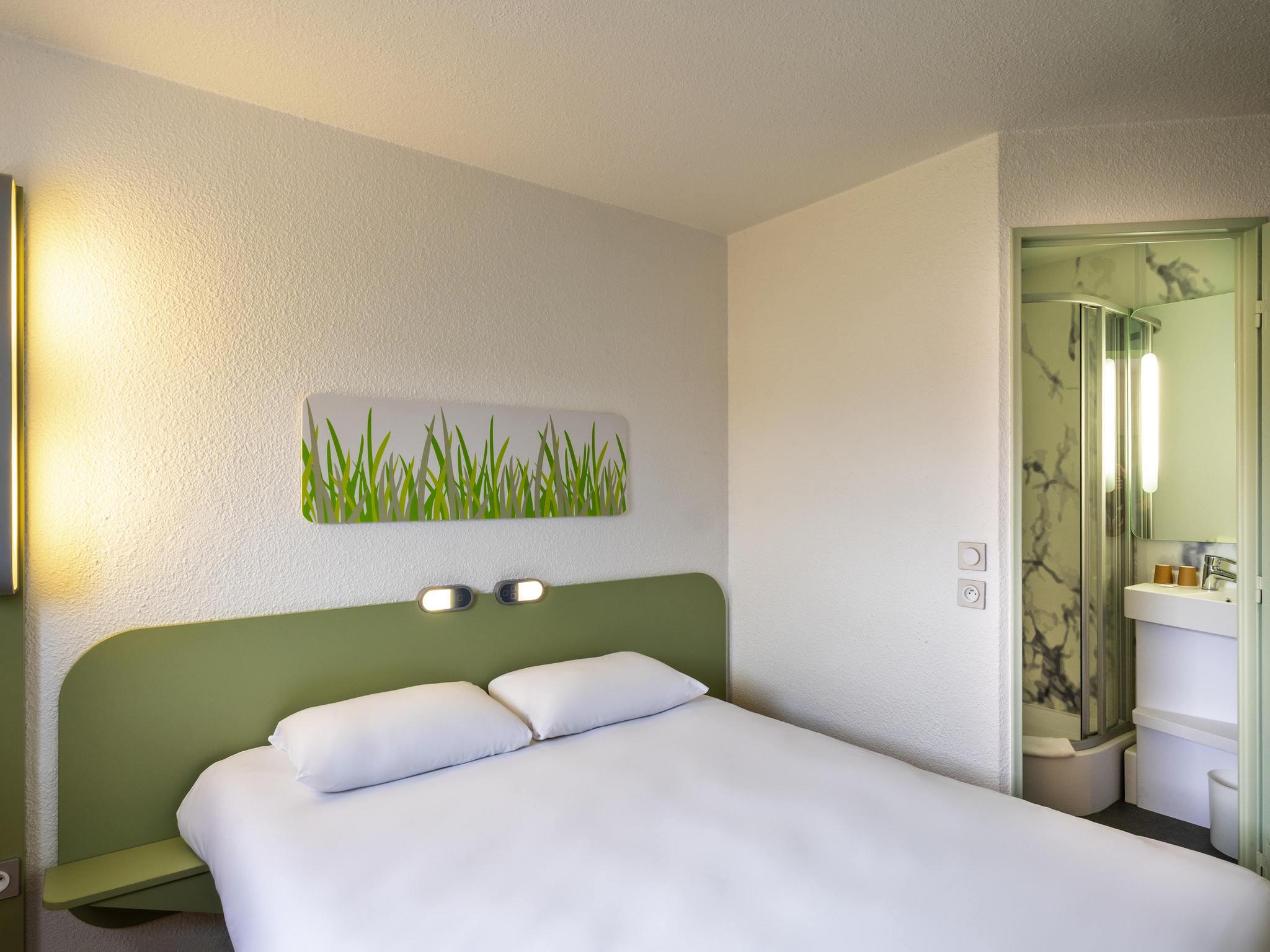 Hotell – ibis budget Saint-Étienne