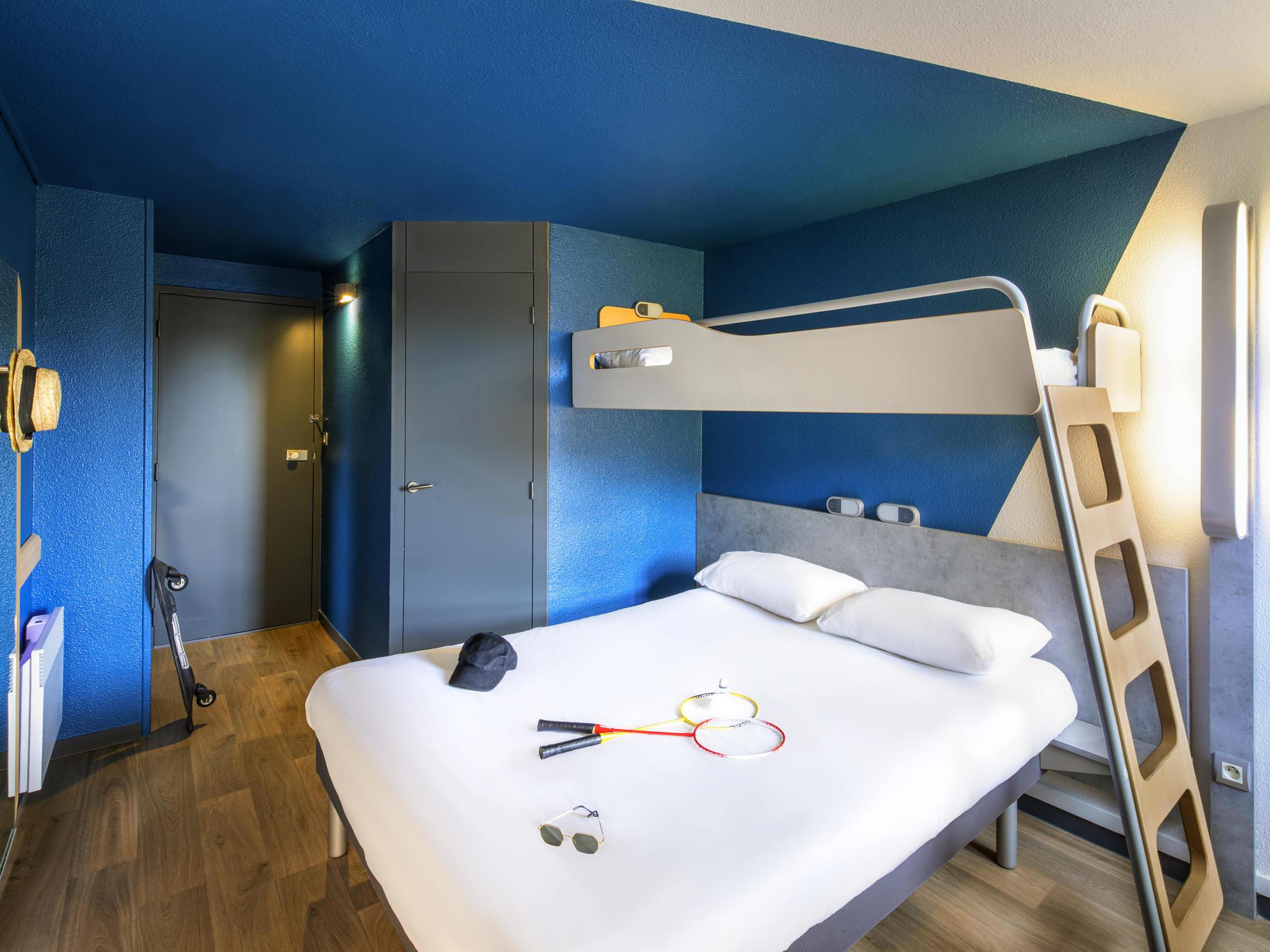 Hotel – ibis budget Grenoble Voreppe