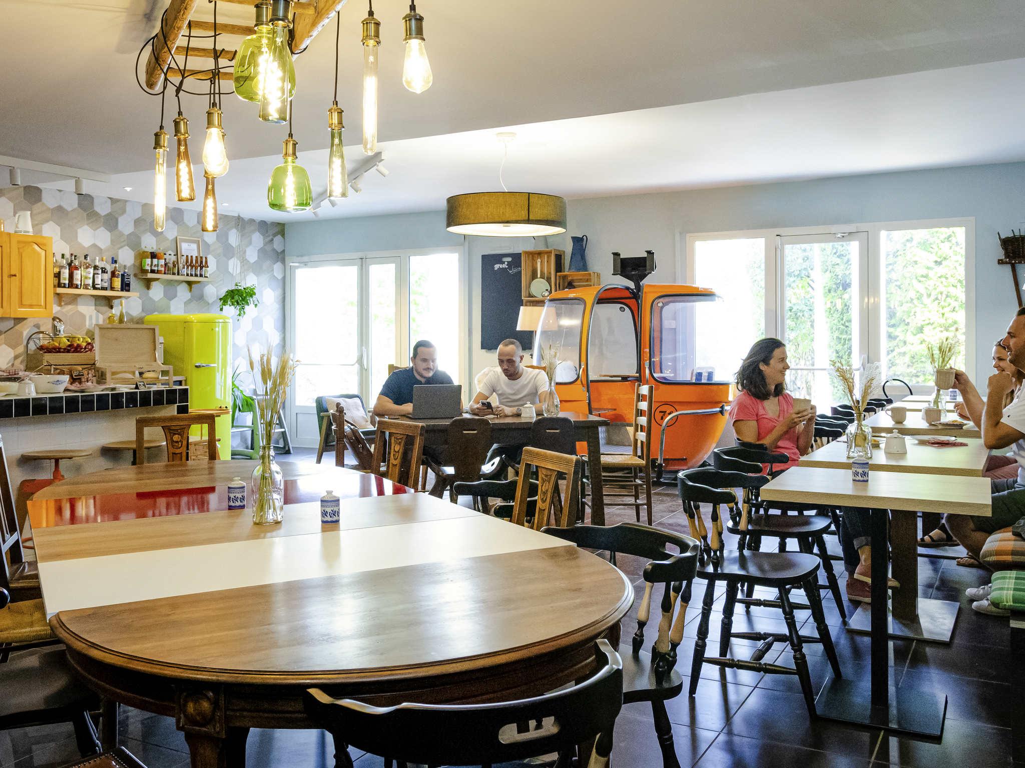 酒店 – ibis budget Annecy