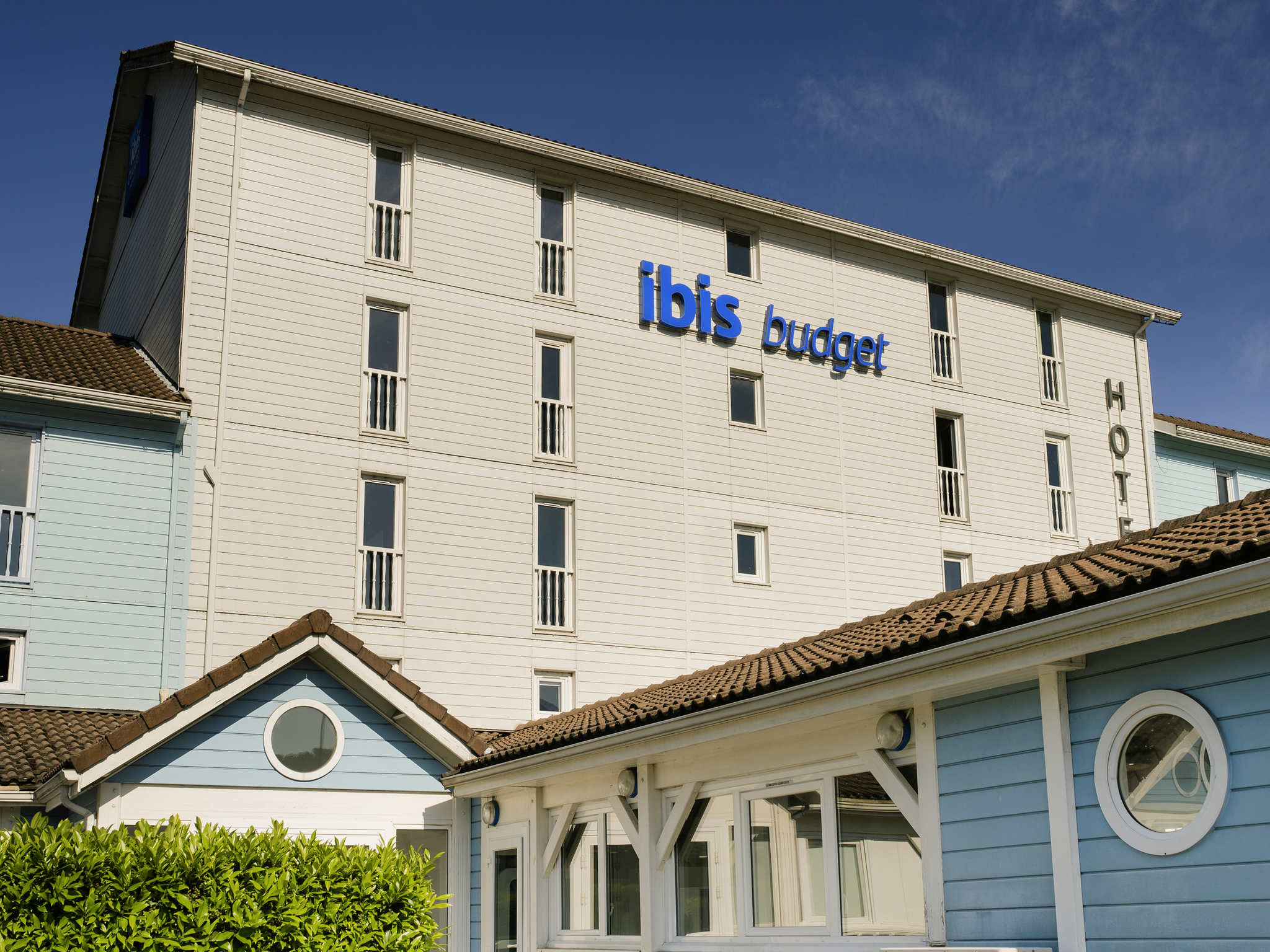 Hotell – ibis budget Chambéry Centre-Ville