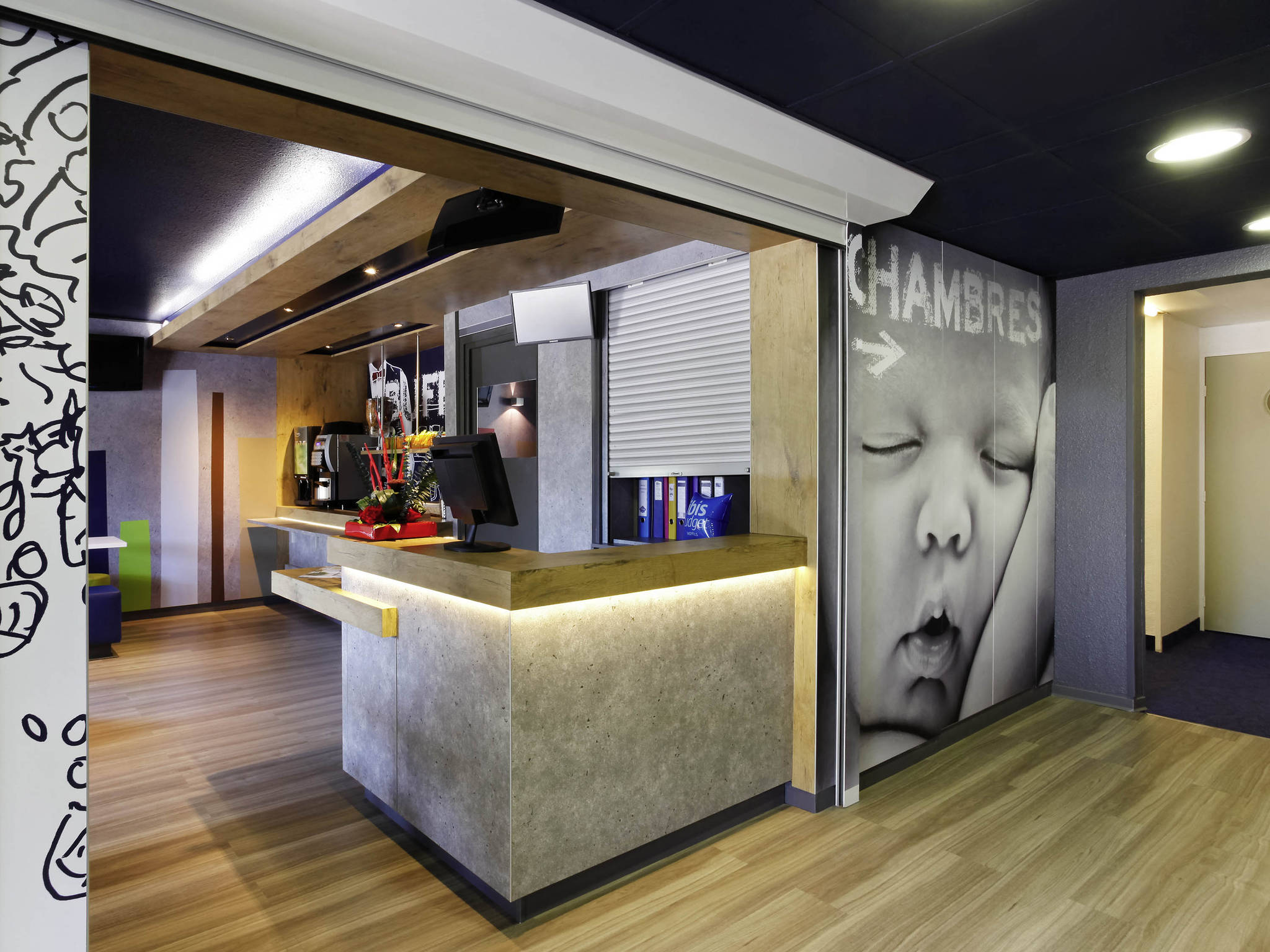 酒店 – ibis budget Aix-en-Provence Est Le Canet