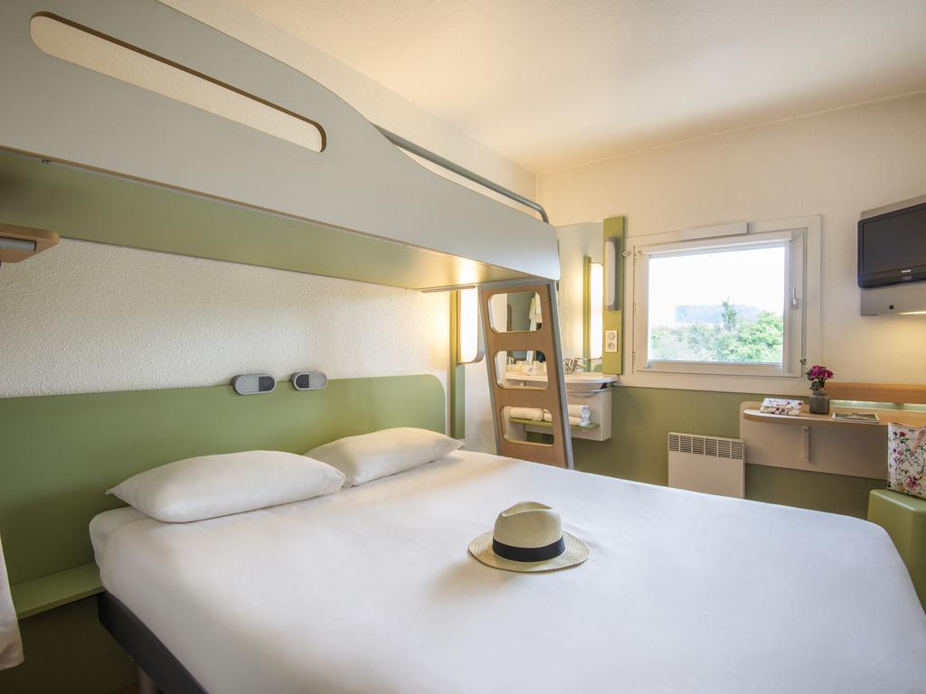 Hotel pas cher meyreuil ibis budget aix en provence est le canet - Prix chambre ibis budget ...