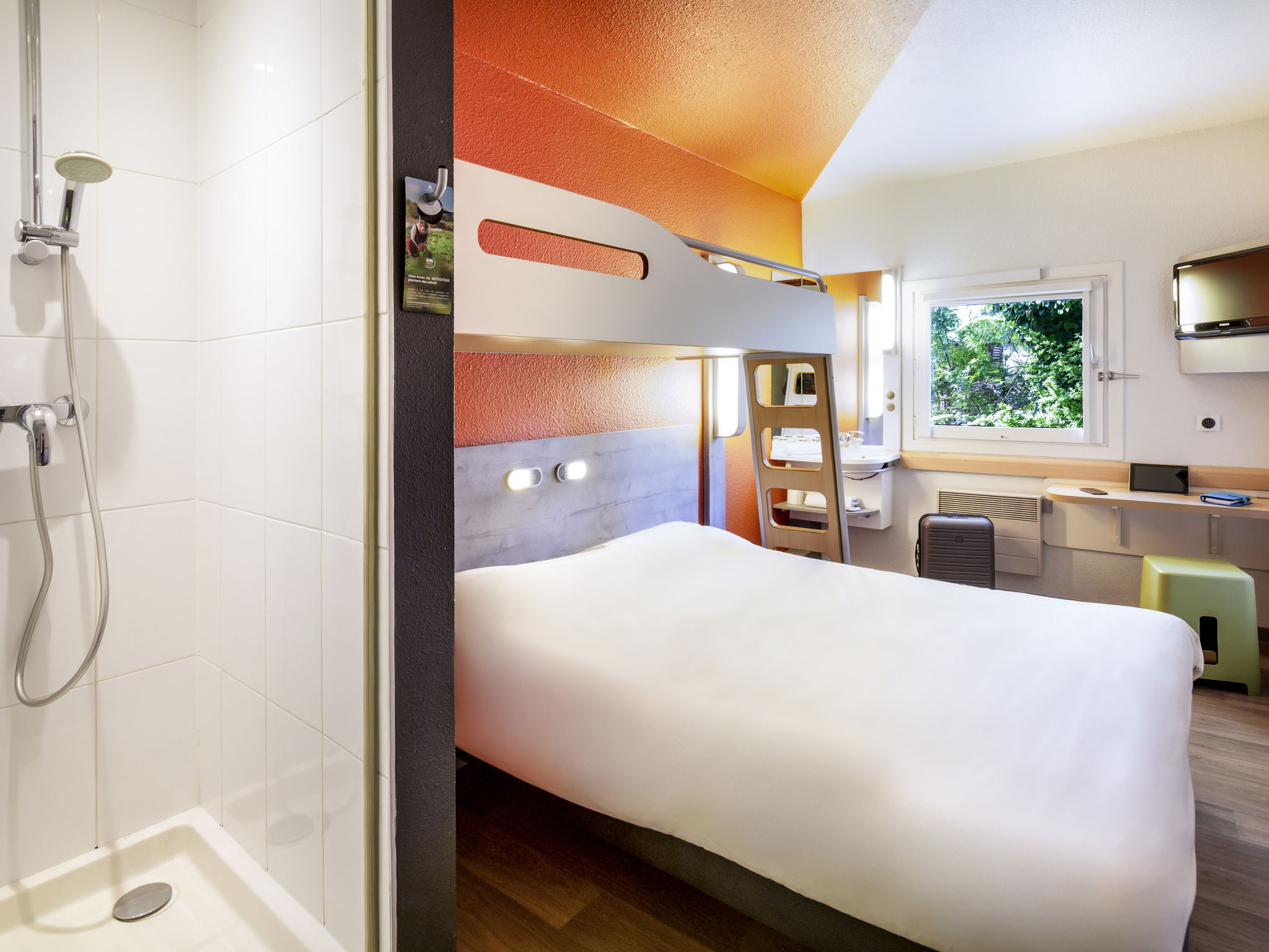 Cheap hotel FREJUS ibis bud Fréjus Saint Raphael Capitou A8