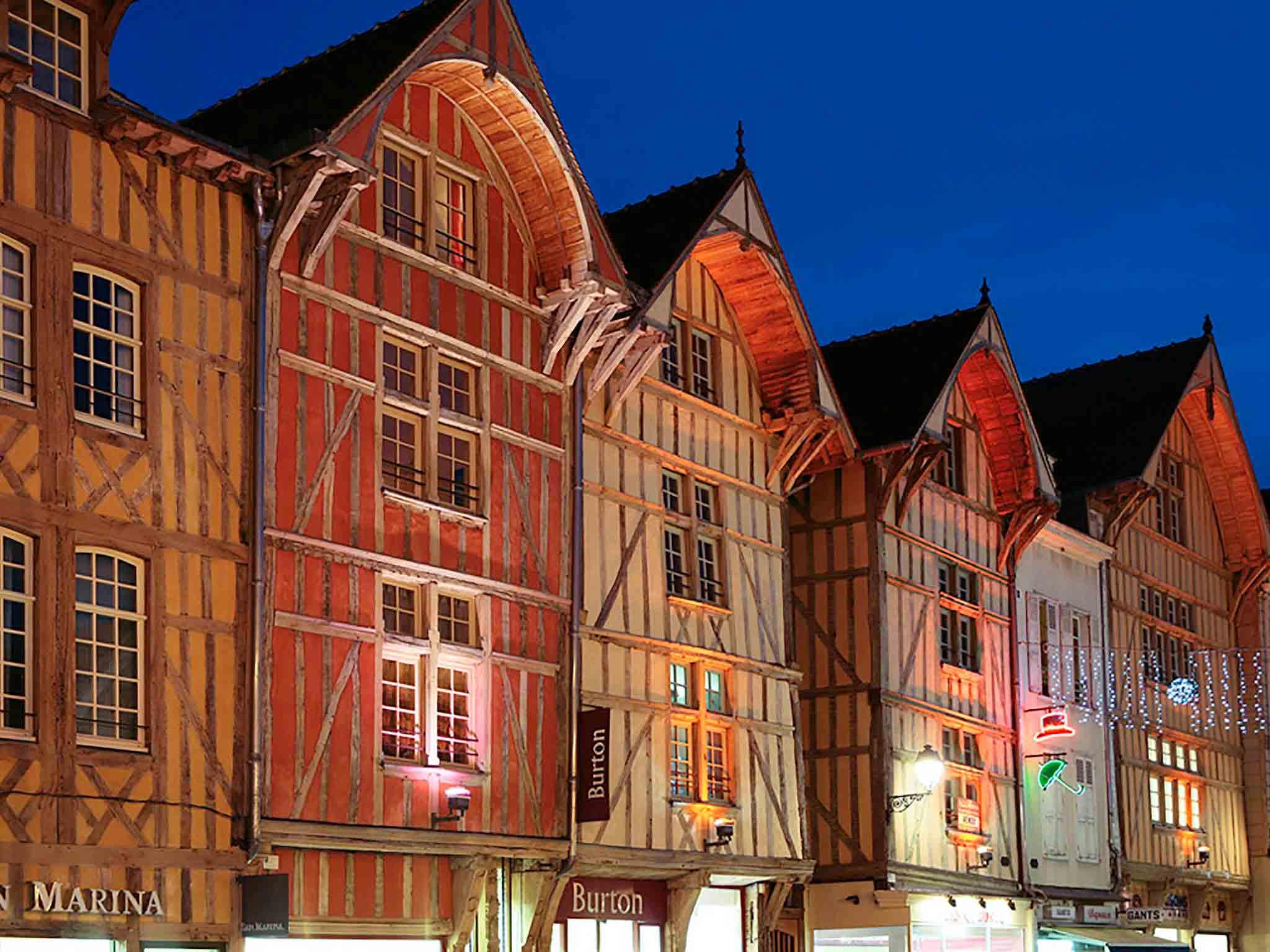 Troyes Hotel Ibis
