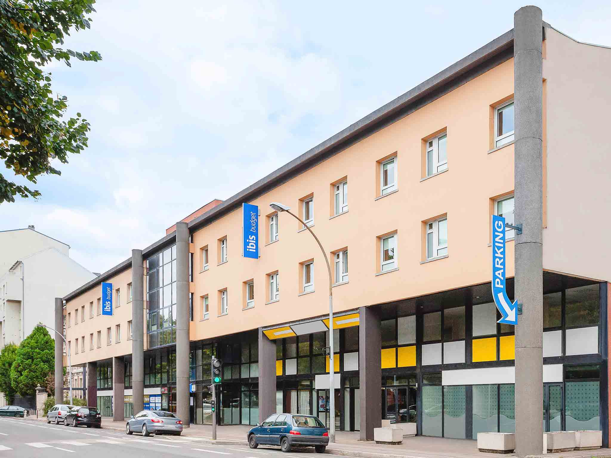 H tel troyes ibis budget troyes centre for Hotels troyes