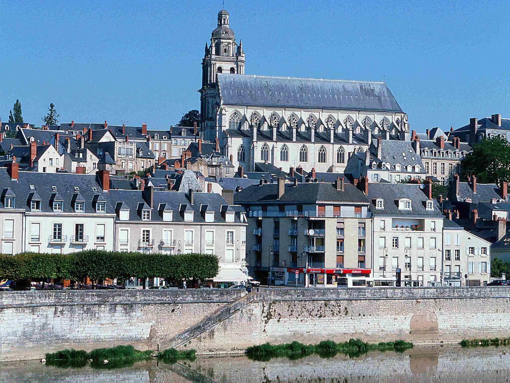 Hotel Ibis Blois Centre Ville