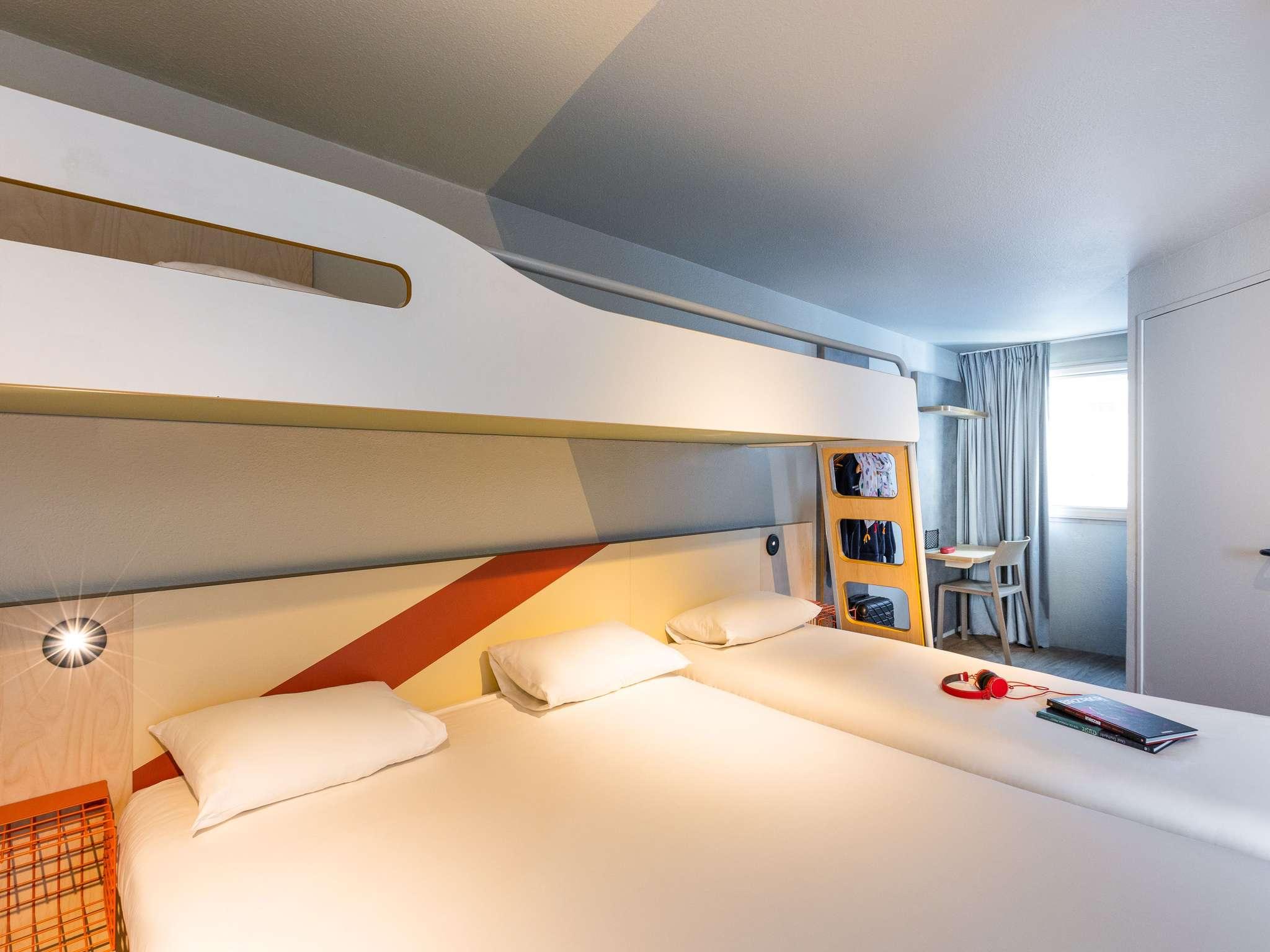 โรงแรม – ibis budget Angoulême Centre