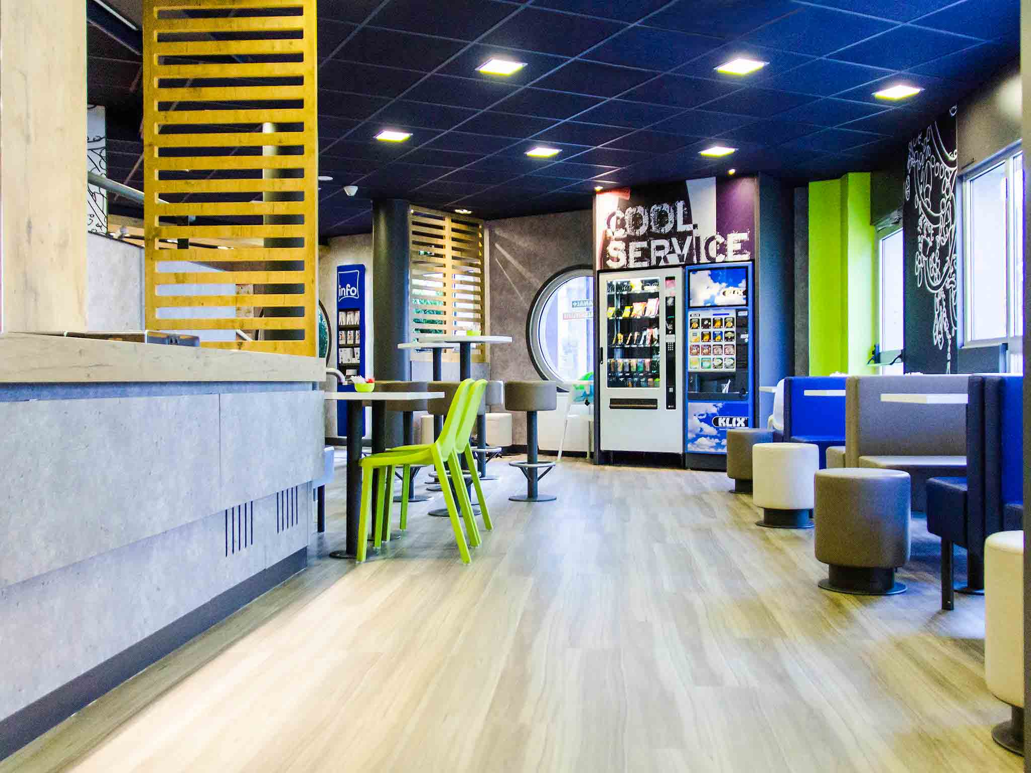 Hotell – ibis budget Angoulême Centre