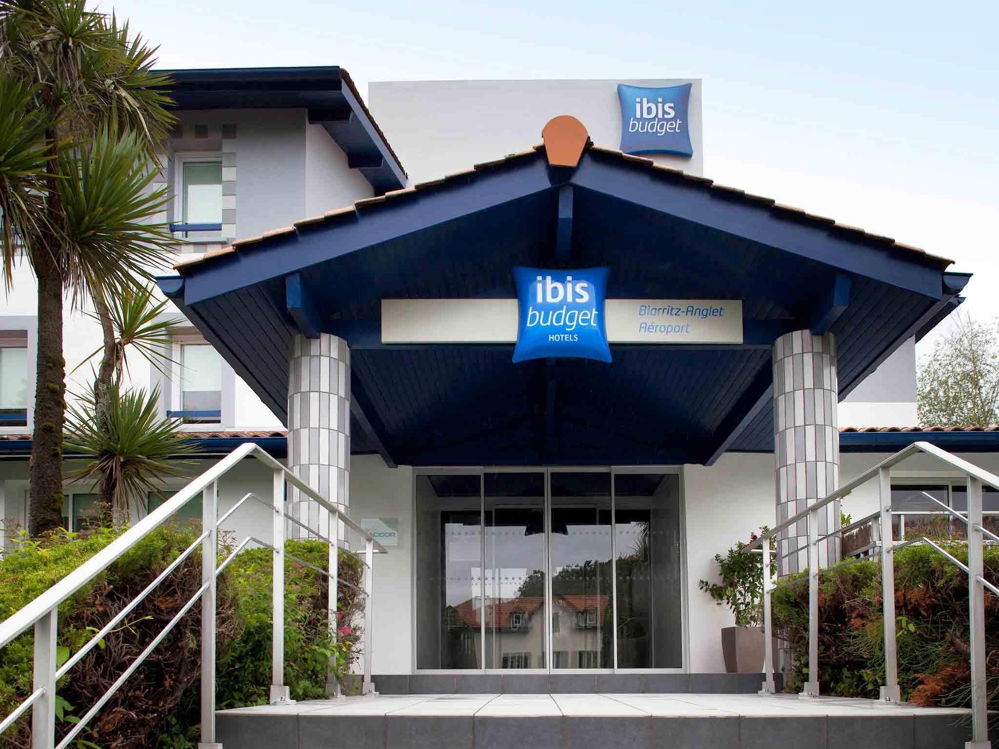 Hotell – ibis budget Biarritz Anglet