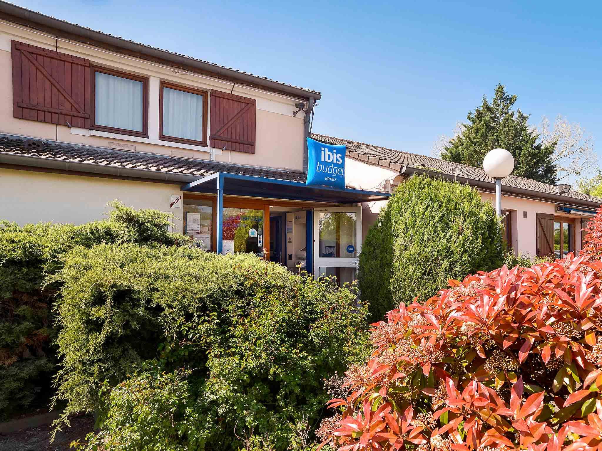Отель — ibis budget Лион Вильфранш-сюр-Сон
