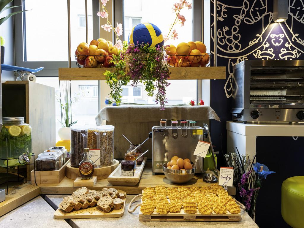 Hotel barato paris ibis budget paris porte d 39 orl ans - Hotel ibis budget paris porte d orleans ...
