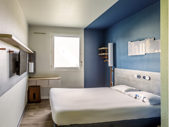 Rooms - ibis budget Paris Porte d'Orleans