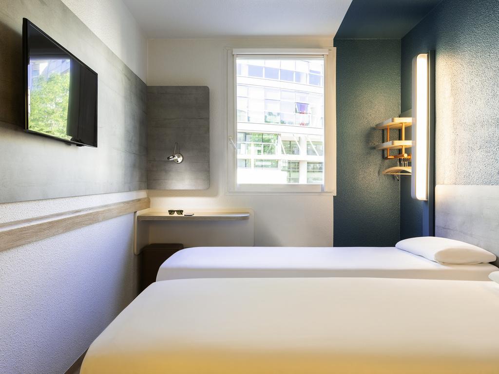 Goedkoop hotel parijs ibis budget parijs porte d 39 orl ans - Porte de orleans ...