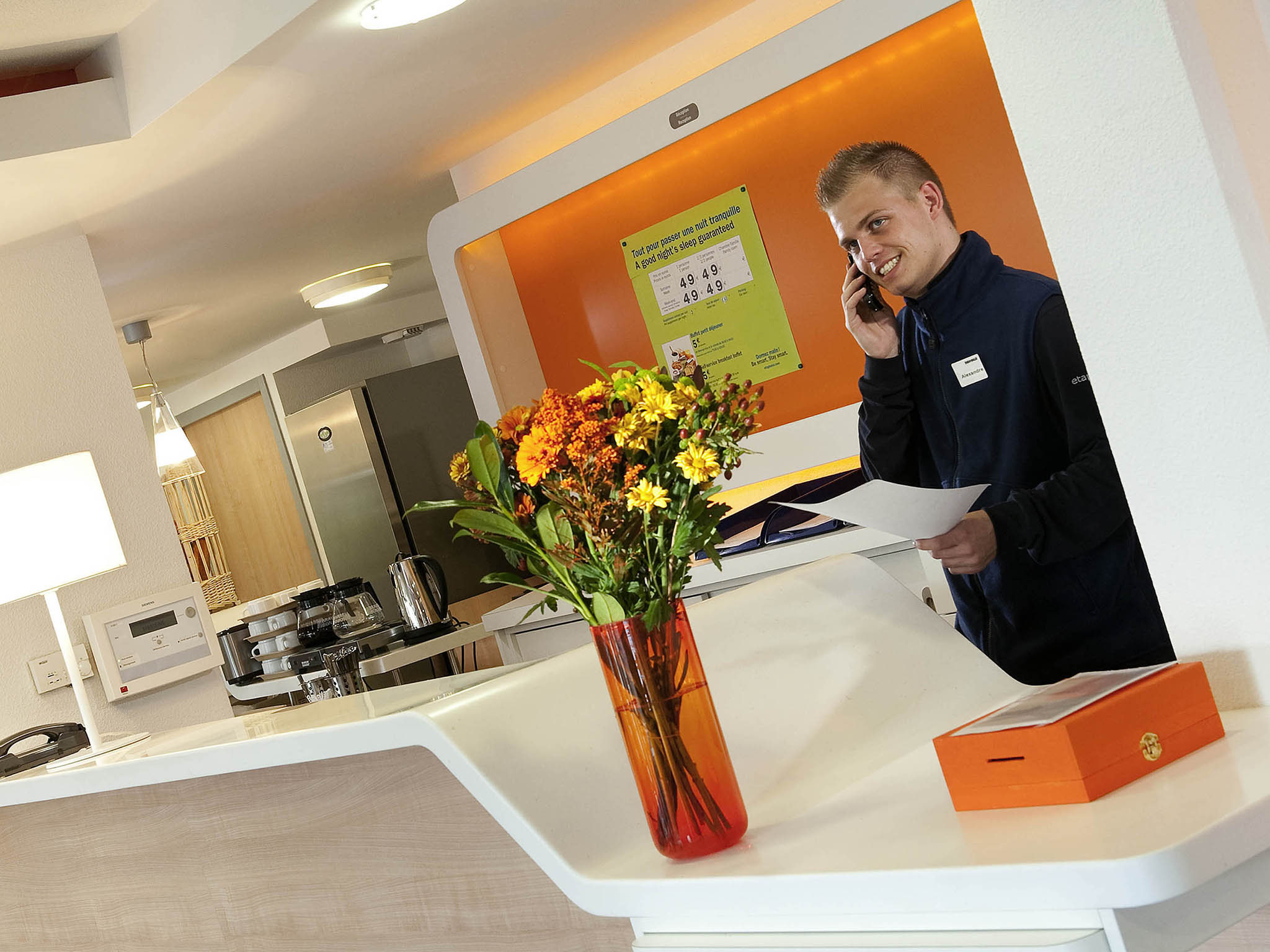 Hotell – ibis budget Rambouillet