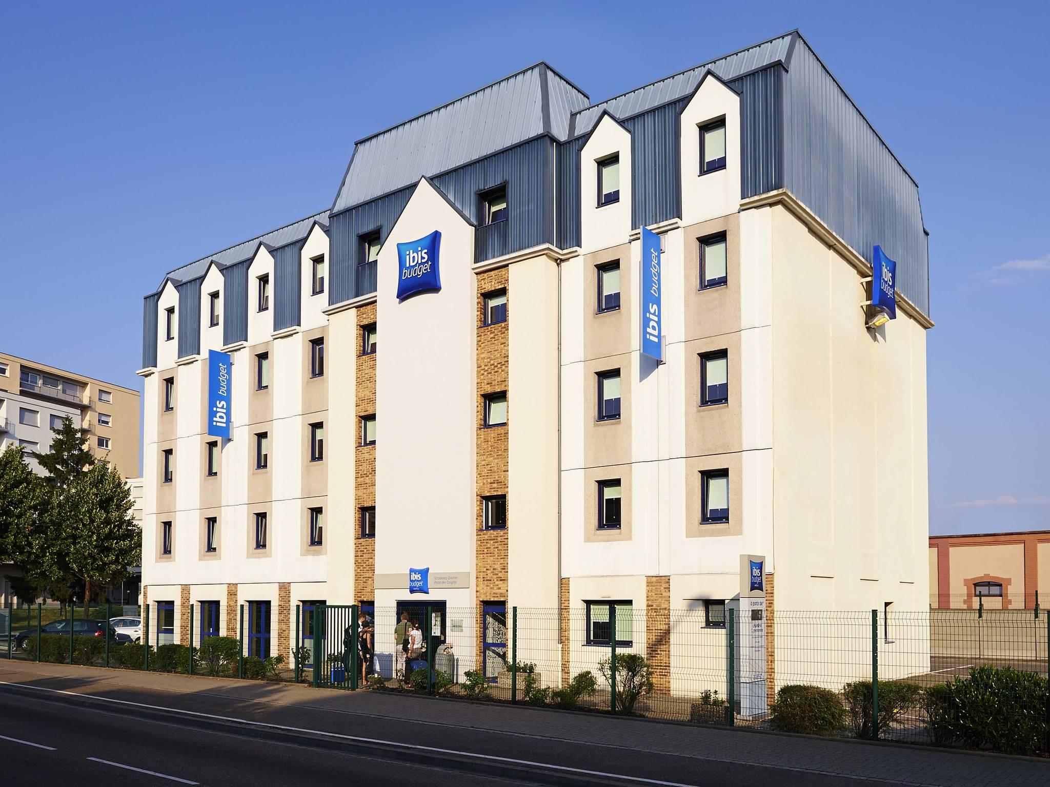Hotel – ibis budget Strasbourg Palais des Congrès