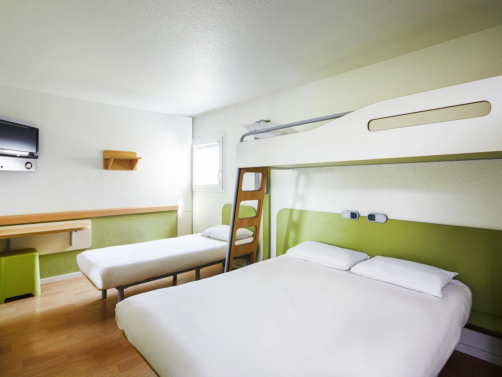 โรงแรม – ibis budget Chartres
