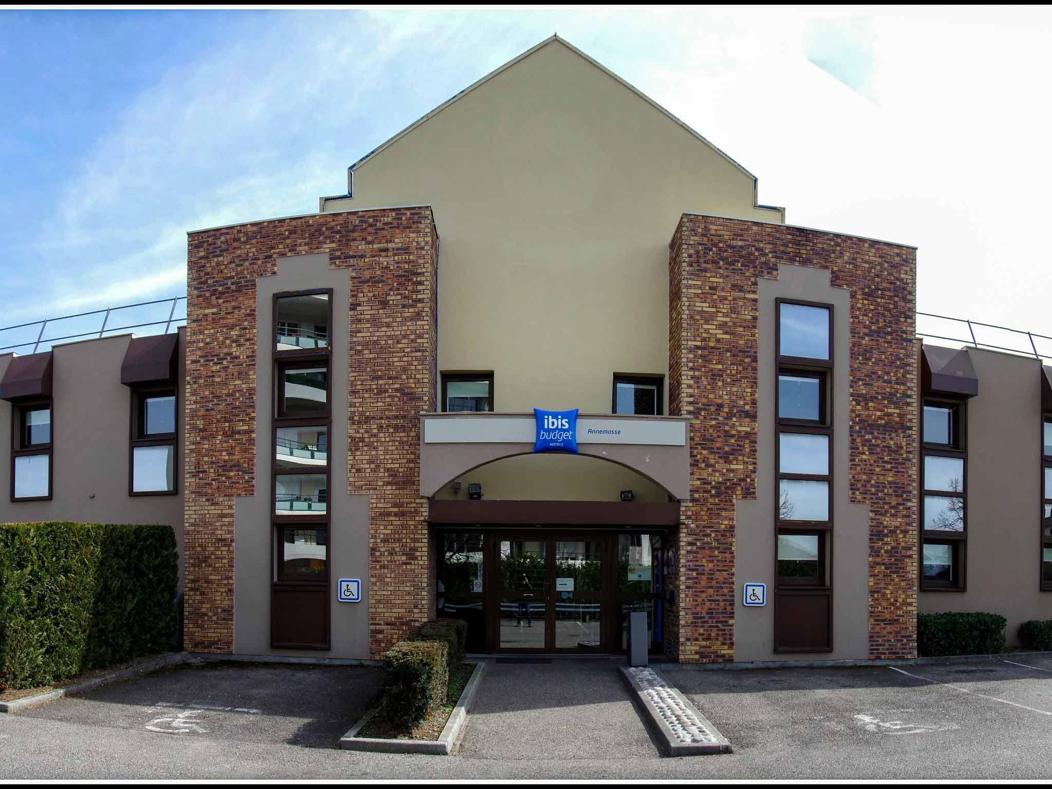 Отель — ibis budget Annemasse Geneve