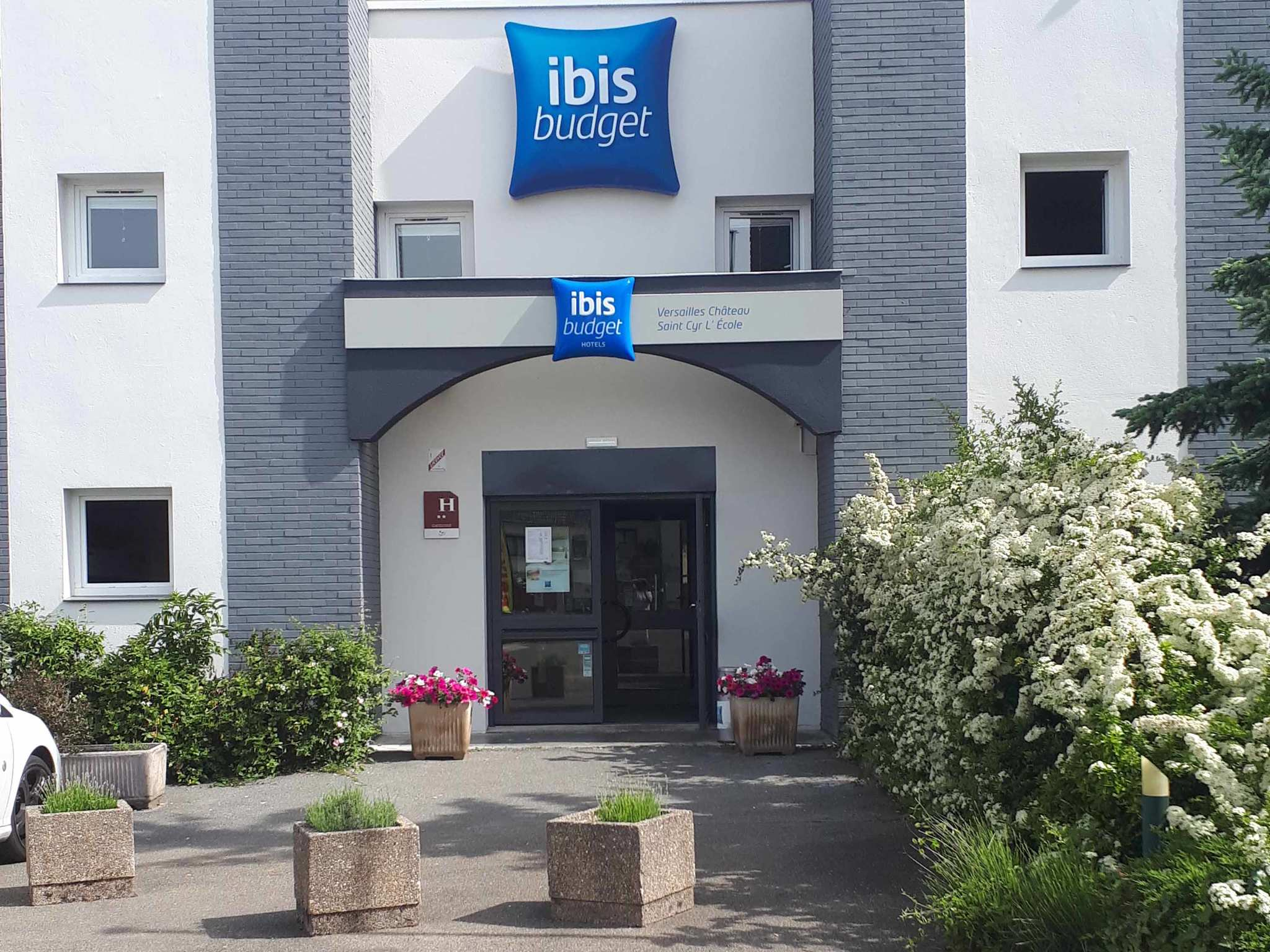 Hôtel - ibis budget Versailles Château Saint-Cyr
