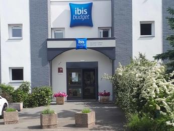 ibis budget Versailles Château Saint-Cyr