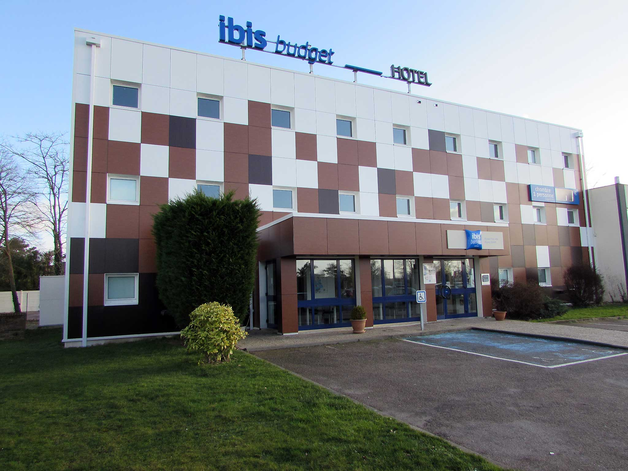 Hotell – ibis budget Rouen Sud Zénith