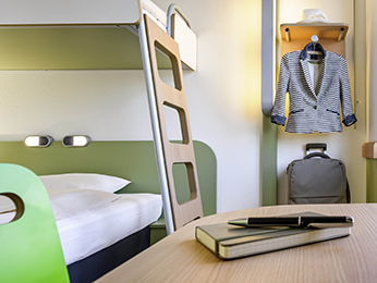 Rooms - ibis budget Rouen Sud Zénith