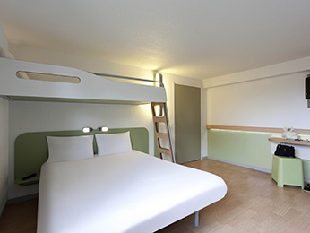 Chambres - ibis budget Tarbes