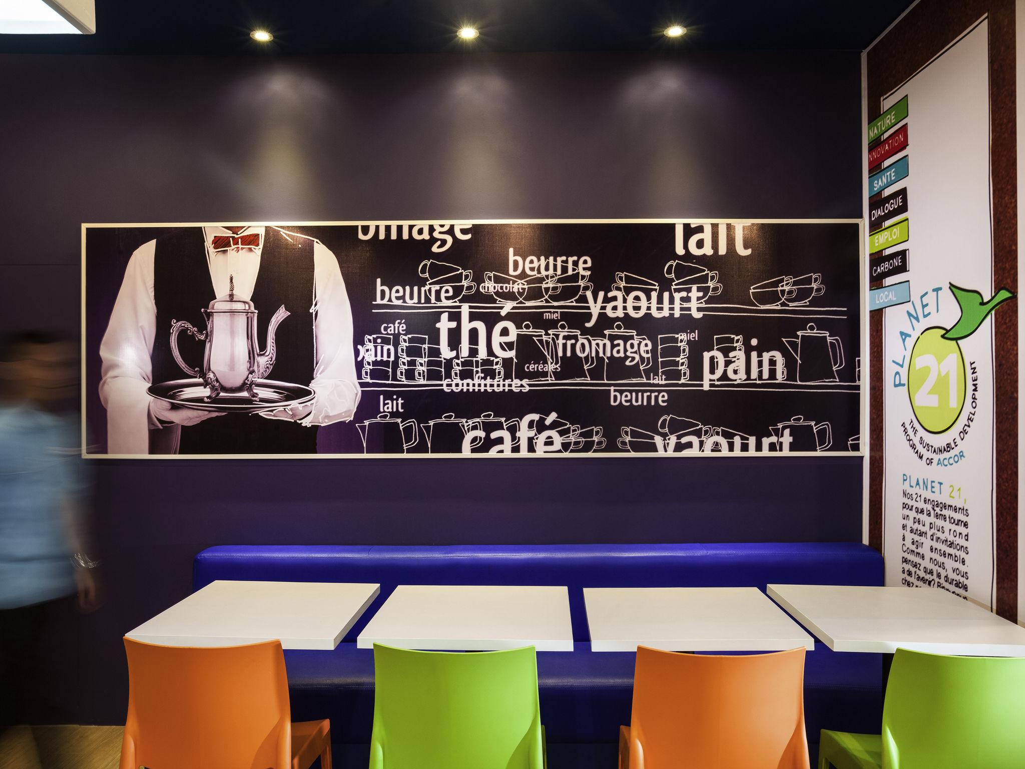 Hotel – ibis budget Compiègne Centre-Ville